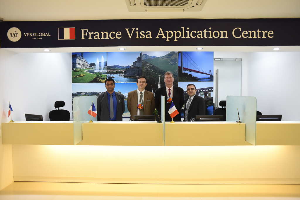 Manila's French Visa Centre opens as more Filipinos travel to