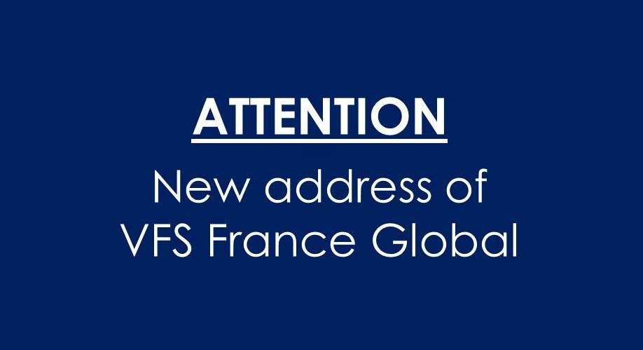 Submission of visa applications for France - La France aux