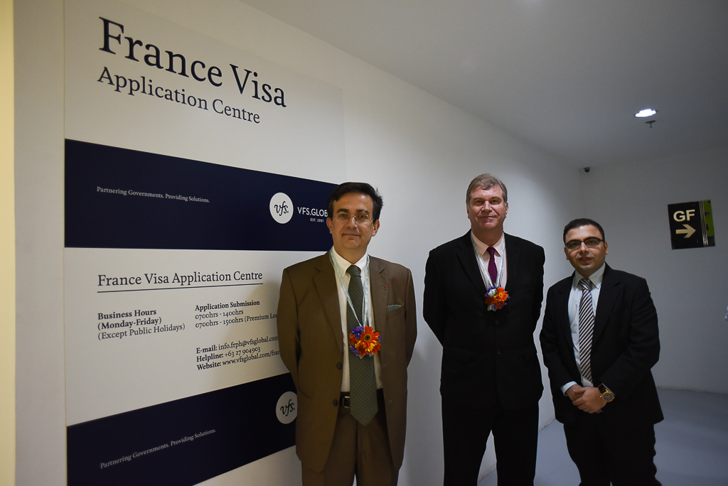 Manila's French Visa Centre opens as more Filipinos travel