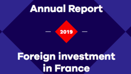 The 2019 Annual Report: Foreign investment in France