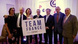 Launch of Team France Export in the Philippines