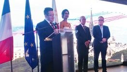 Official reception of the French National Day in the Philippines