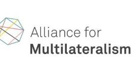 "Alliance for Multilateralism: ""We need strong global cooperation and (...)"