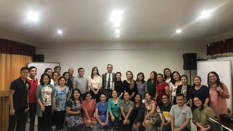 DepEd organizes training for high school French language teachers