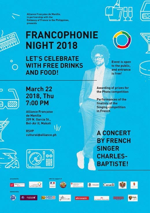 Francophonie Celebration 2018 - La France aux Philippines et