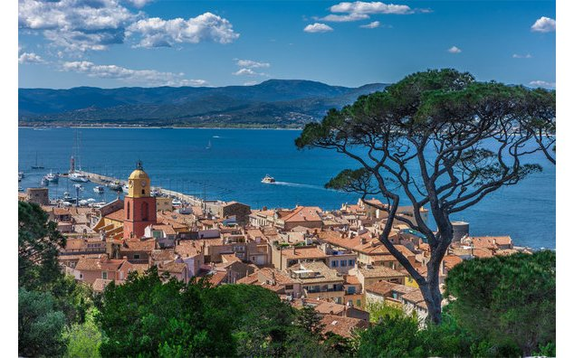Saint Tropez Photo : Robert Palomba / Atout France