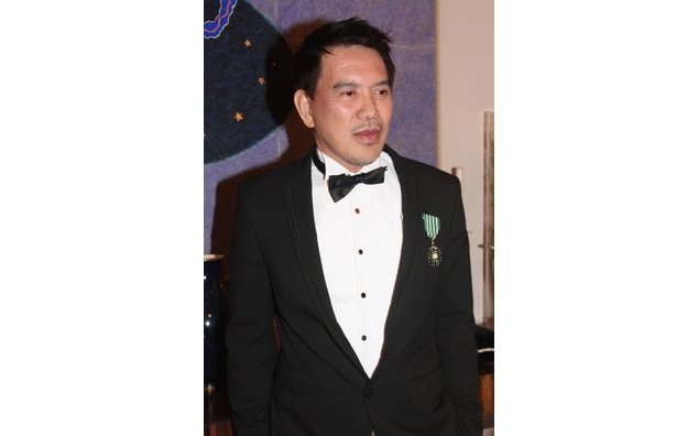 Cannes Film Festival 2009 Best Director Brillante Mendoza was named Chevalier in the French Order of Arts and Letters in 2013
